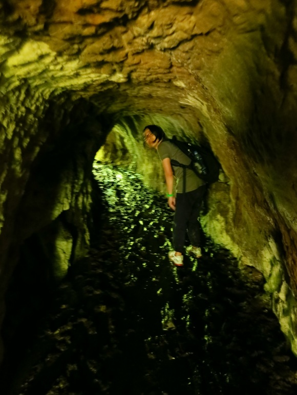 In the Mountain Demon Cave