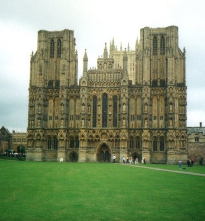 Wells Cathedral (day 23)