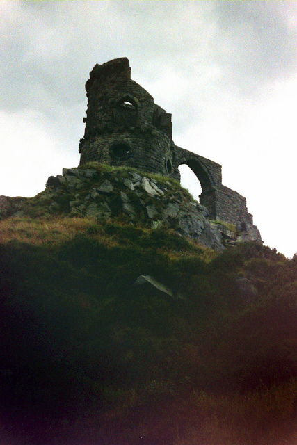 Mow Kop Castle (the Old Man of Mow), a folly on the Cheshire/Staffordshire border