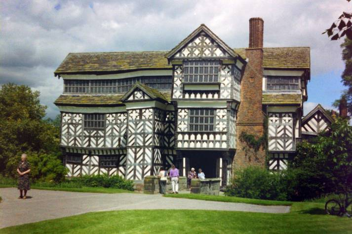 Little Moreton Hall (day 42)