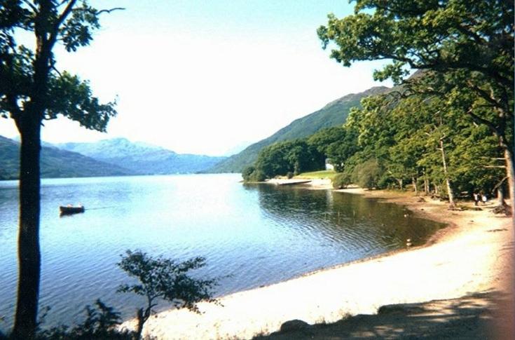 Loch Lomond (day 80)