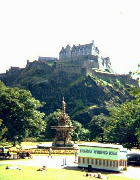 Edinburgh Castle (day 72)