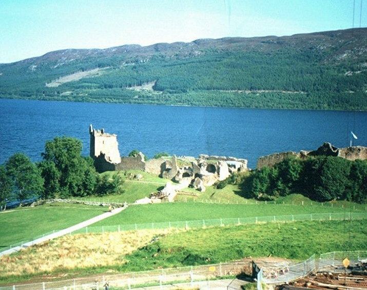 Loch Ness and Urquhart Castle (day 88)