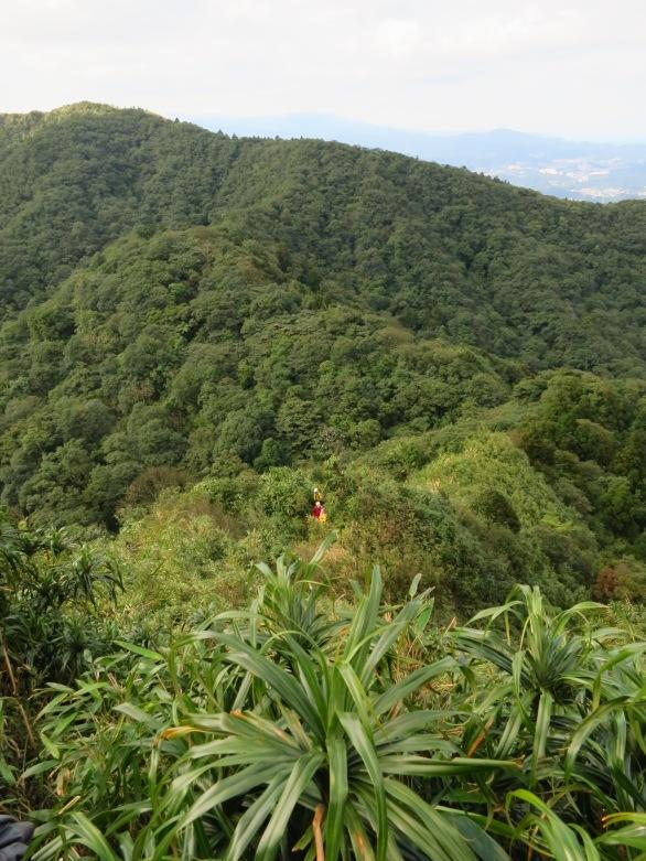 Near Mount Wanggu