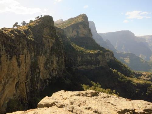 Fantastic scenery near Chennek