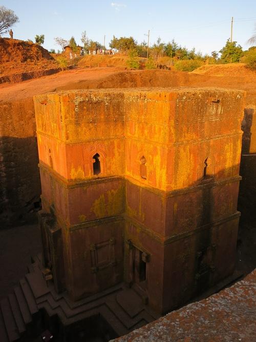 Bet Giyorgis church, Lalibela