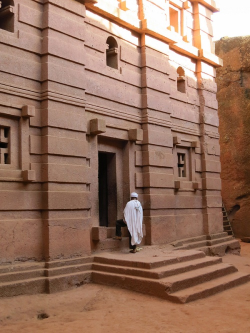 Bet Emanuel church, Lalibela