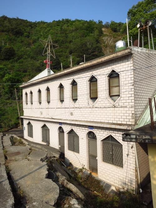 The village church at Ali