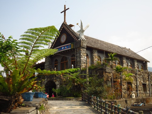 Wutai church