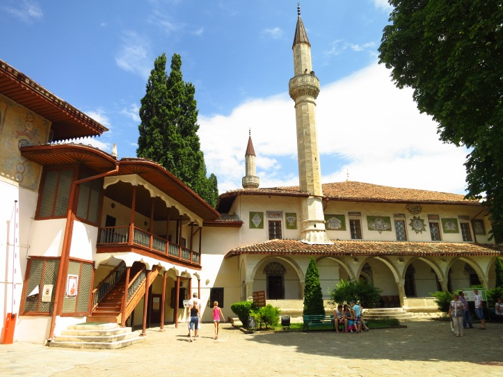 Khan's Palace, Bakhchysaray