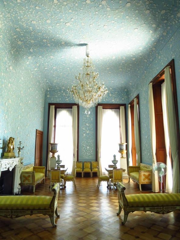Inside Vorontovsky Palace, Yalta