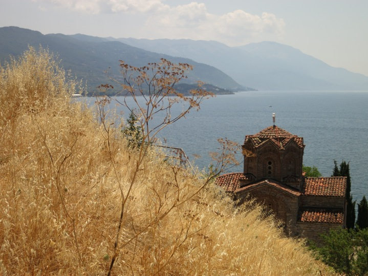 On magnificent Lake Ohrid