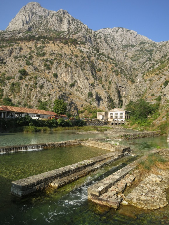 Kotor lies on the spectacular Bay of Kotor, often called southern Europe's most spectacular Fjord