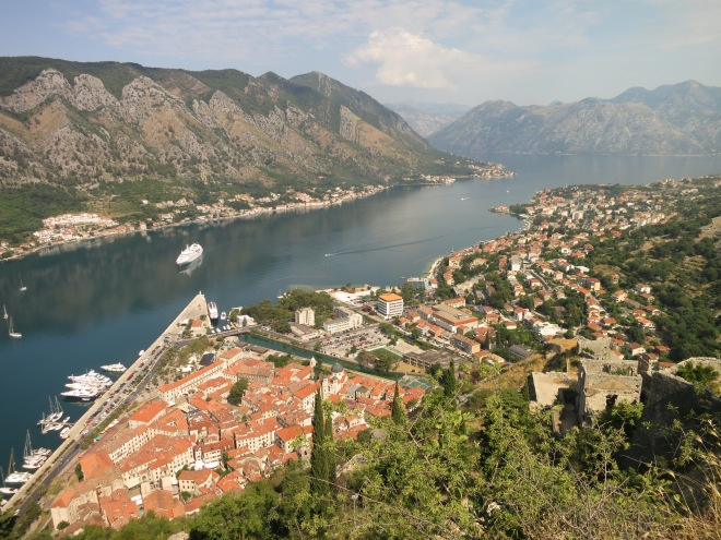 Magnificent Kotor in Montenegro