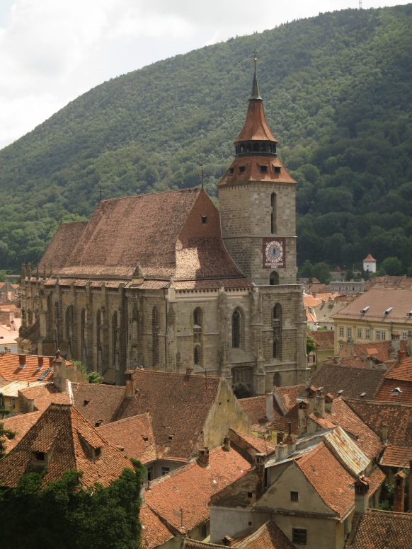 Brasov, in Transylvania