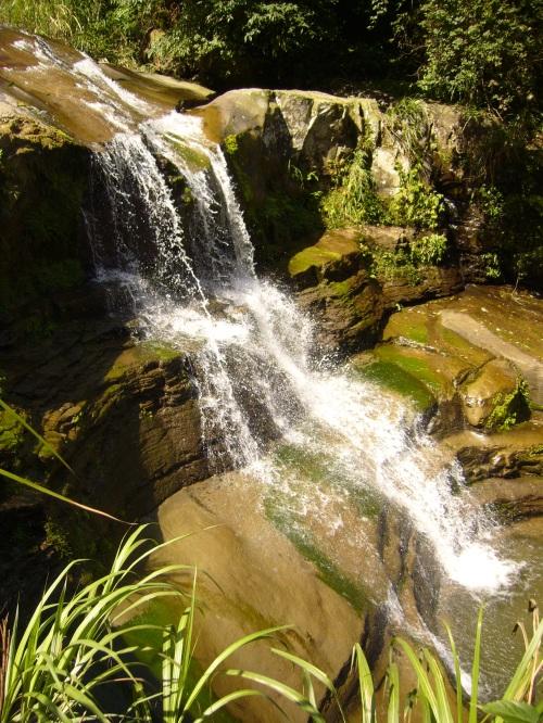 Jiangziliao Waterfall