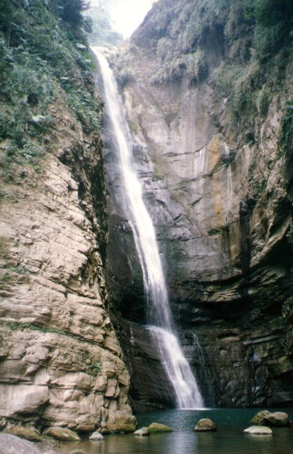 Ruilong Waterfall, Nantou County