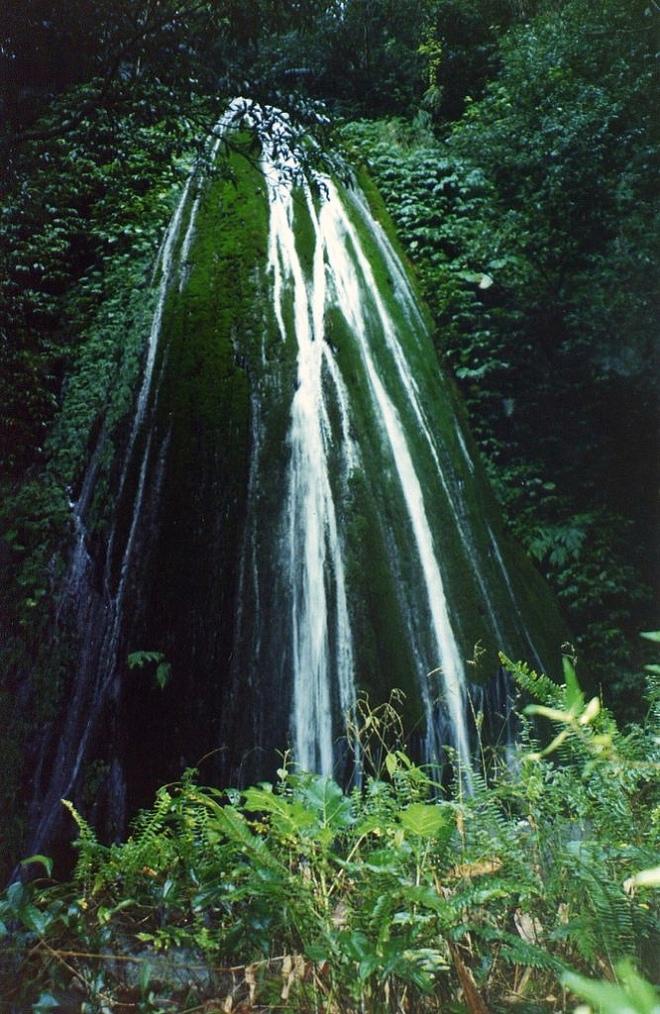 Silver Thread Waterfall, Hsinchu County