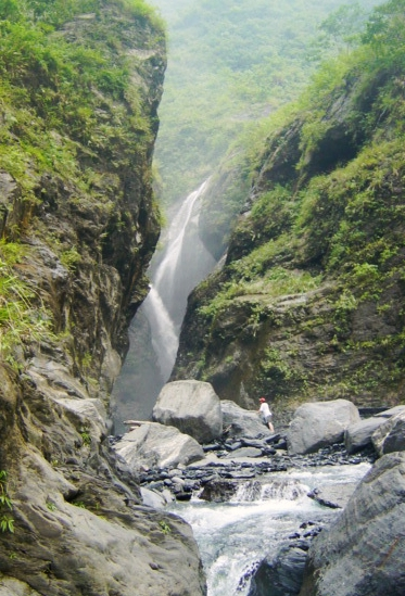 Yuanyang Waterfall, Pingdong County