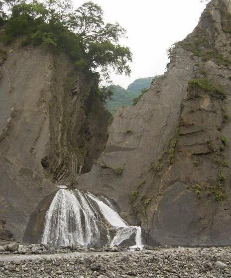Yuanyang Waterfall, Xiaonian Steam, Kaohsiung County