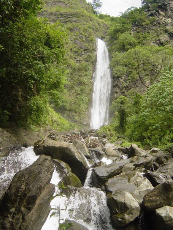 Changlong Waterfall in 2008