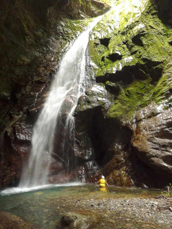 The Golden Grotto in Hualien County