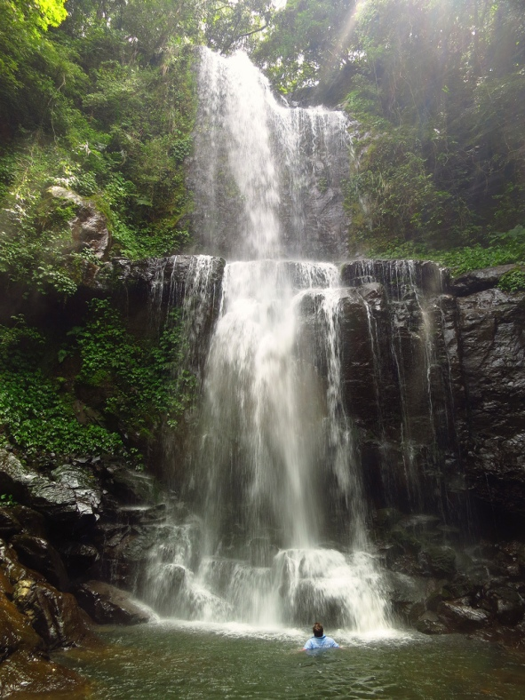 Forest Heart Waterfall, Sanxia