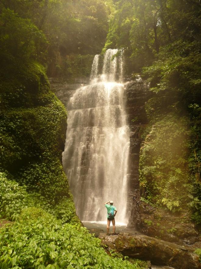 Yuemeikang Waterfall, Wufengchi, Yilan County