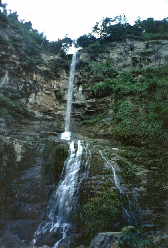 Feiyun Waterfall, Chiayi County