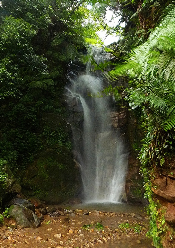 Taian Waterfall