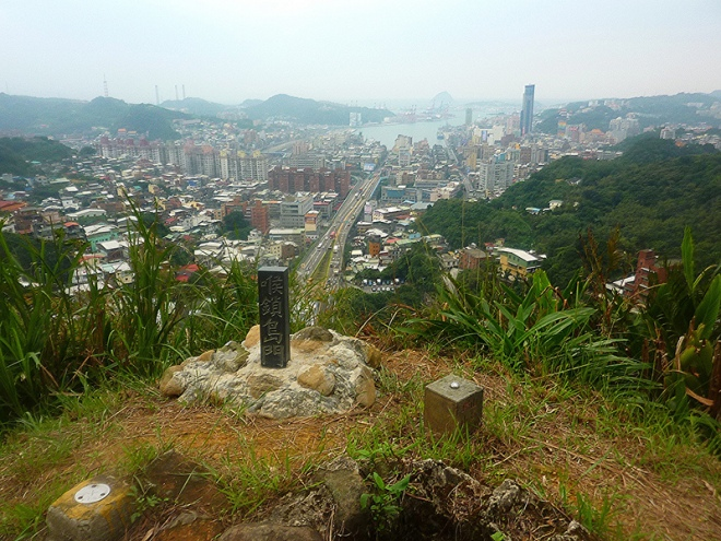 Shihciouling Fort commands a fantastic view over Keelung Harbor