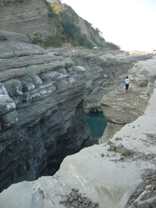 The Grand Canyon at Zhoulan