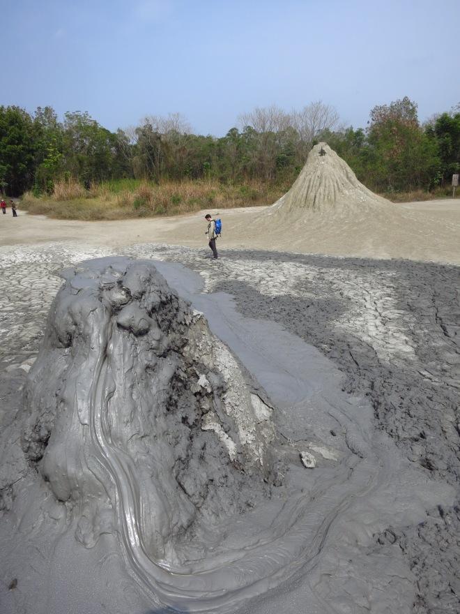 Wushanding Mud Volcano