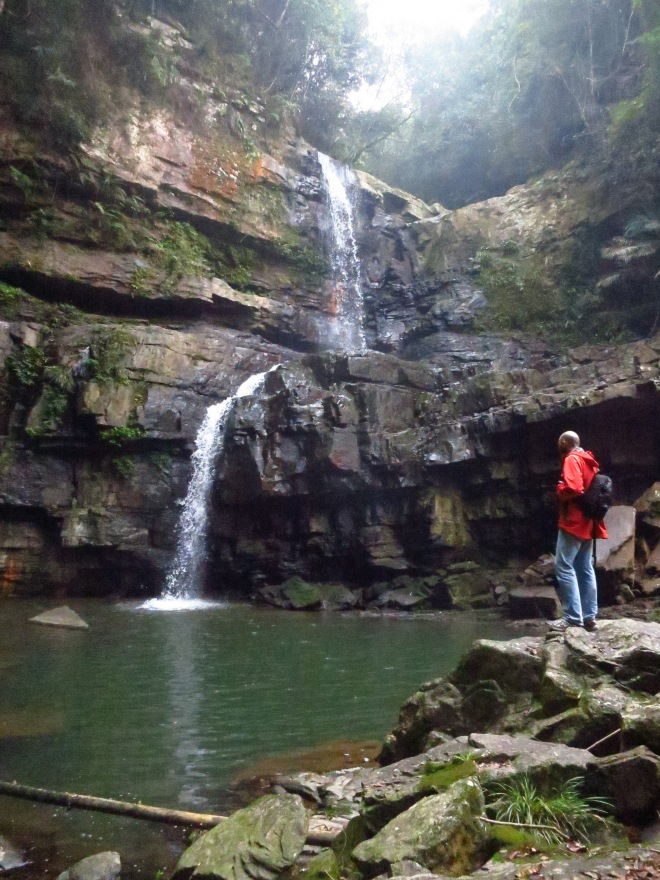 Shuishang Waterfall