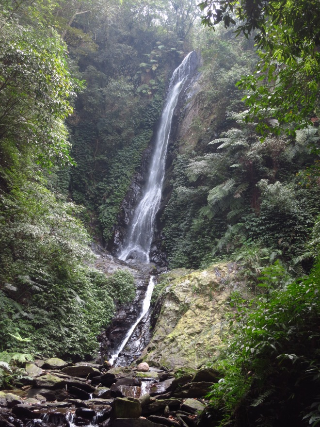 Zhongkang Waterfall