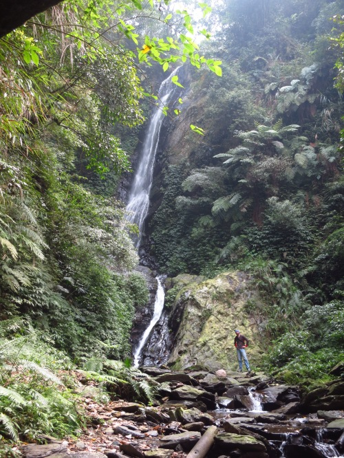 Little-known Zhongkang Waterfall