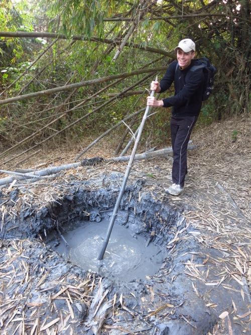 Tianliao Mud Volcano