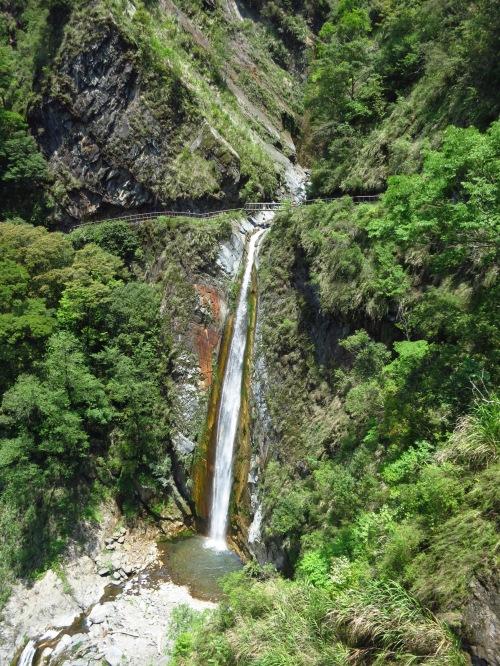 Cloud Dragon Waterfall