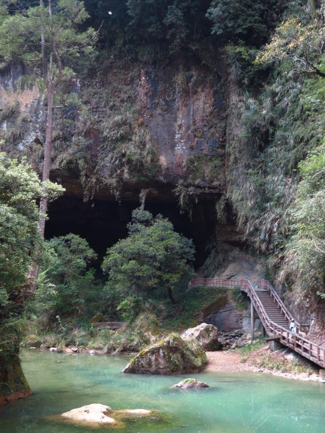 Songlongyan Cave