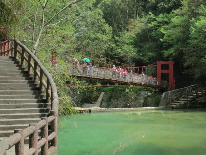 ...and the bridge just below it