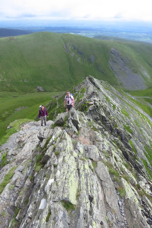 On Sharp Edge, Belencathra
