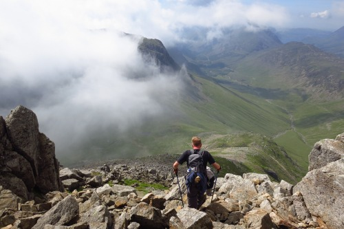 On Great Gable