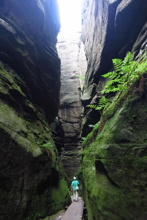 In 'Siberia' gorge