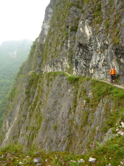 Jhuilu Historic Trail, Taroko Gorge, Hualien