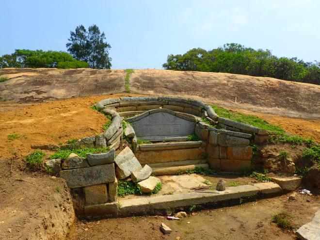 Tomb of  Chen Xian, Kinmen island