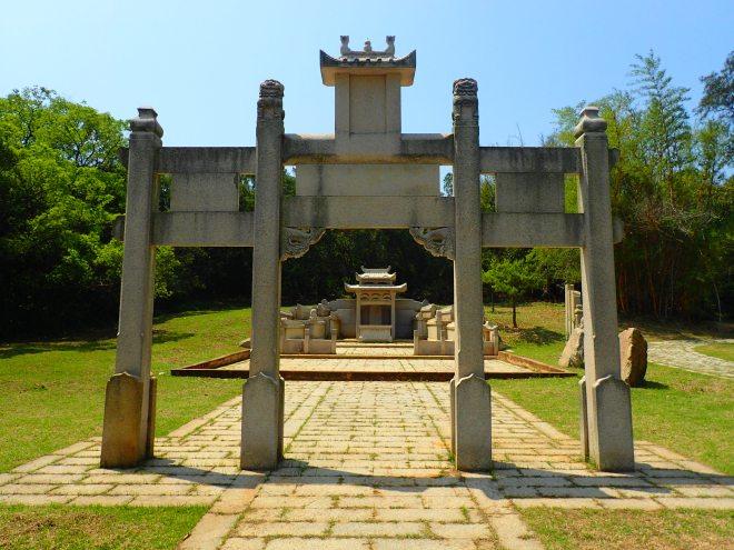 Chen Zhen Tomb, Kinmen