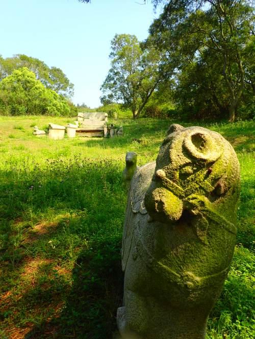 Tomb of Huang Pien, Kinmen island
