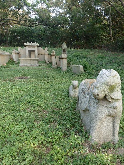 Chen Jian Tomb, Kinmen