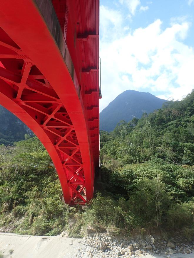 Taroko Gorge Gridge, Hualien County