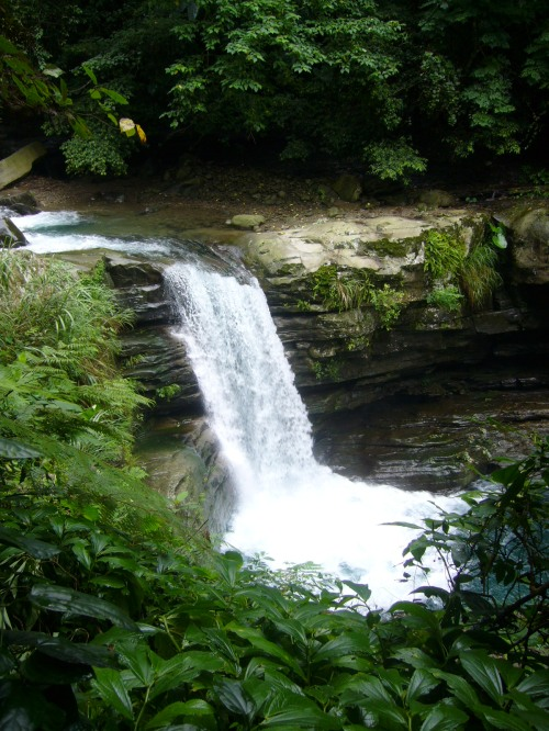 Kuhuatan Waterfall, Miaoli County